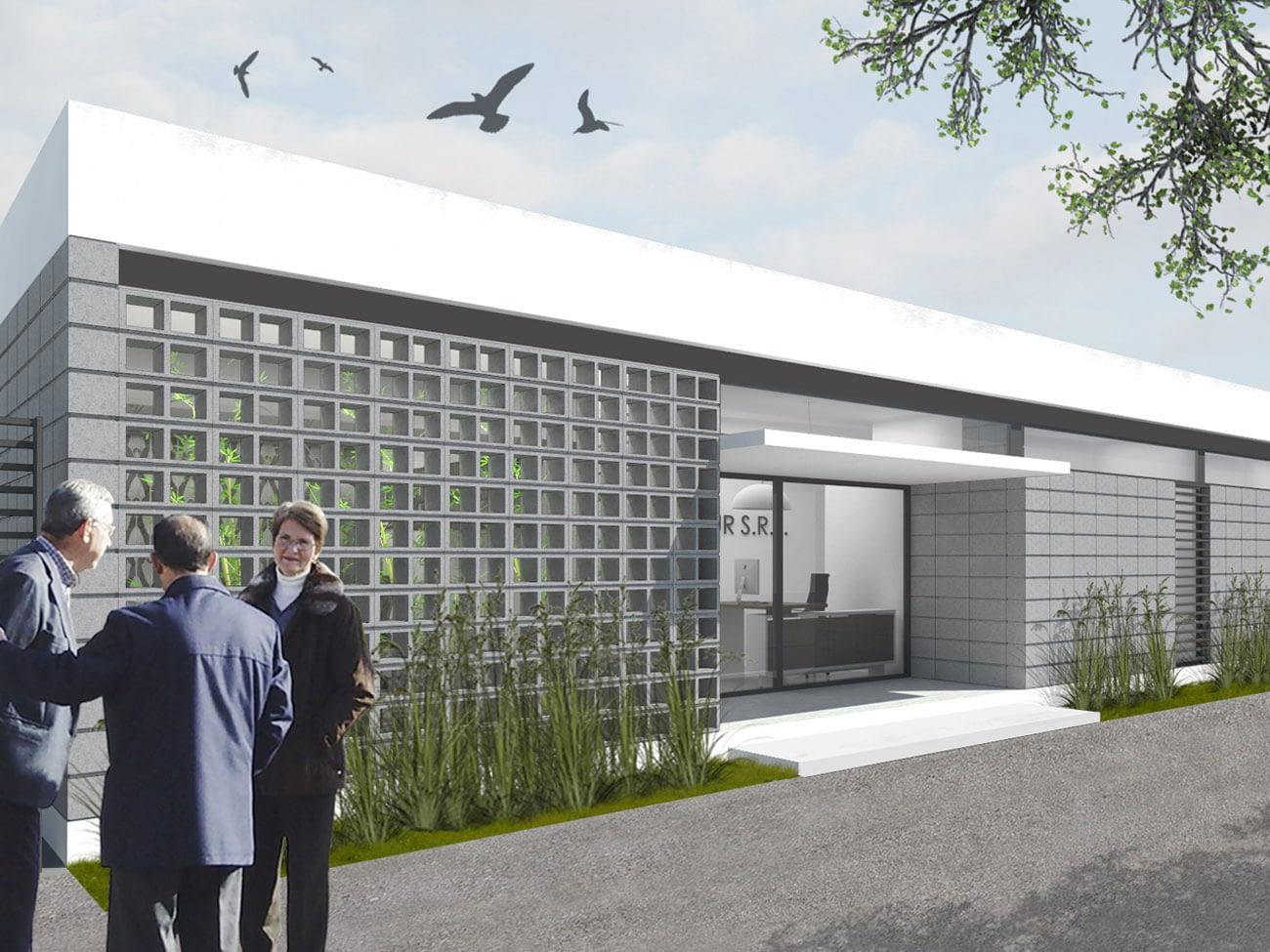 Oficinas industriales administraticas galpon centenario parque industrial neuquen